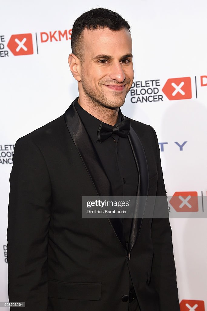 Joe Carozza attends the 10th Annual Delete Blood Cancer DKMS Gala at Cipriani Wall Street on May 5, 2016 in New York City.