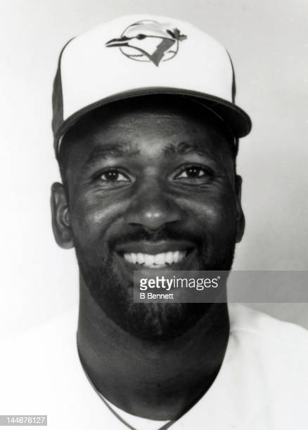 Joe Carter of the Toronto Blue Jays poses for a portrait circa 1992 in Toronto Ontario Canada