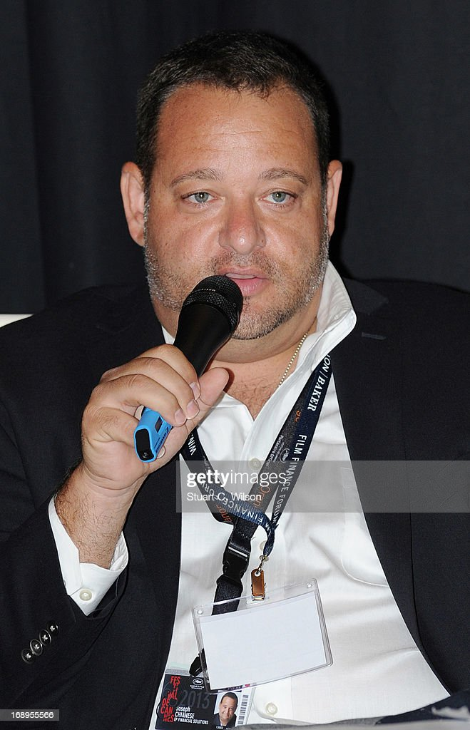 Joe Chianese attends the International Film Finance Forum presented by Winston Baker in association with Variety at the Intercontinental Carlton Hotel during The 66th Annual Cannes Film Festival on May 17, 2013 in Cannes, France.