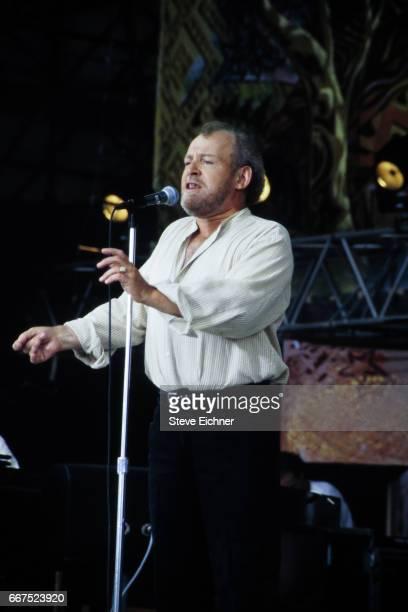 Joe Cocker performs at Woodstock 94 Saugerties New York August 13 1994