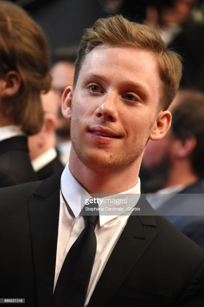 Joe Cole attends the 'A Prayer Before Dawn' premiere during the 70th annual Cannes Film Festival at Palais des Festivals on May 19, 2017 in Cannes, France.