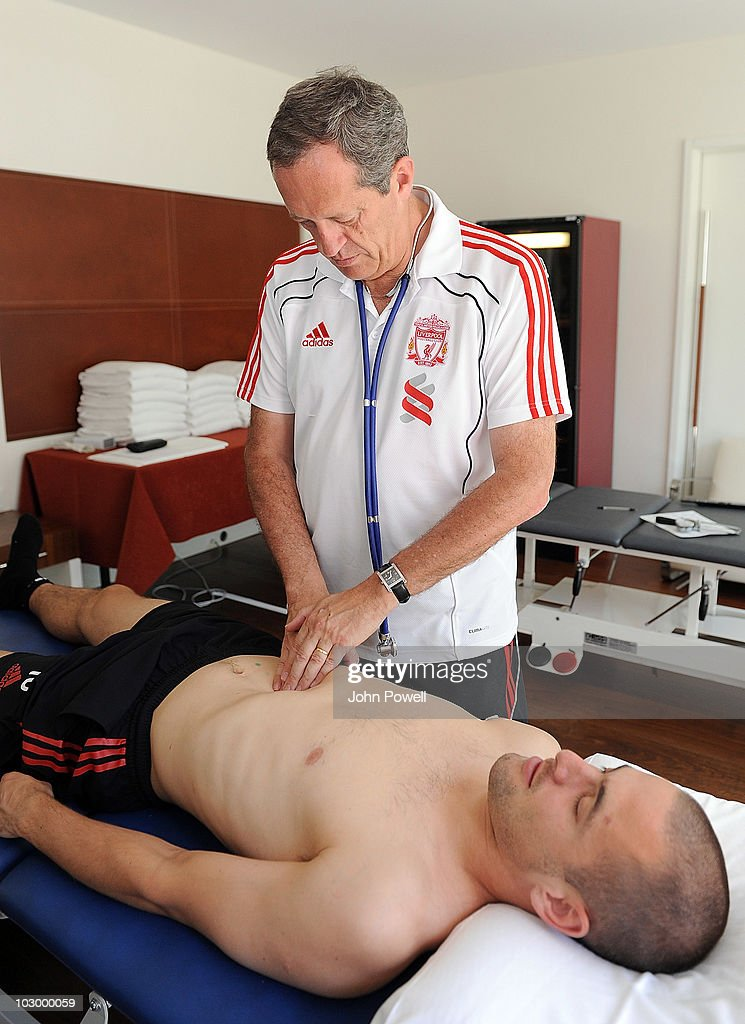 Joe Cole Undergoes Liverpool FC Medical in Switzerland