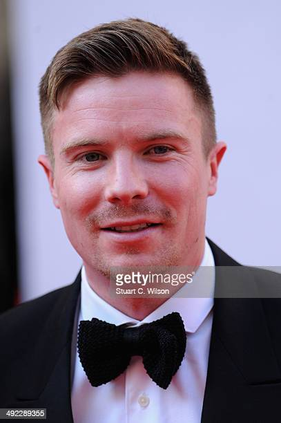 Joe Dempsie attends the Arqiva British Academy Television Awards at Theatre Royal on May 18 2014 in London England