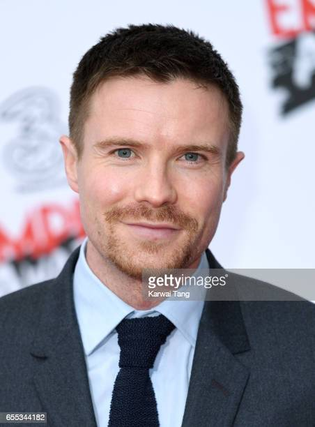 Joe Dempsie attends the THREE Empire awards at The Roundhouse on March 19 2017 in London England