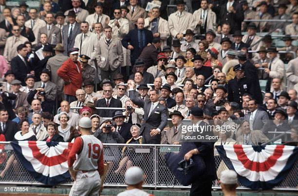 1961 World Series Stock Photos and Pictures | Getty Images