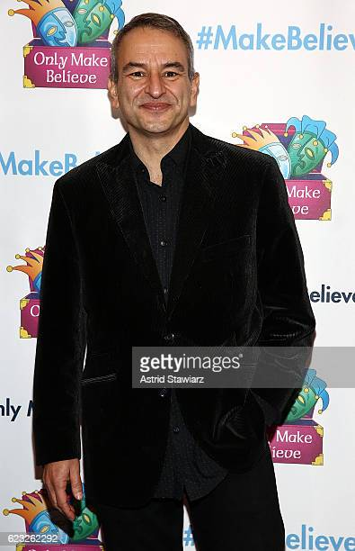 Joe DiPietro attends 2016 Only Make Believe Gala at St James Theater on November 14 2016 in New York City