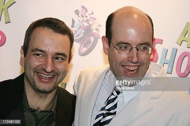 Joe DiPietro writer and Christopher Ashley director