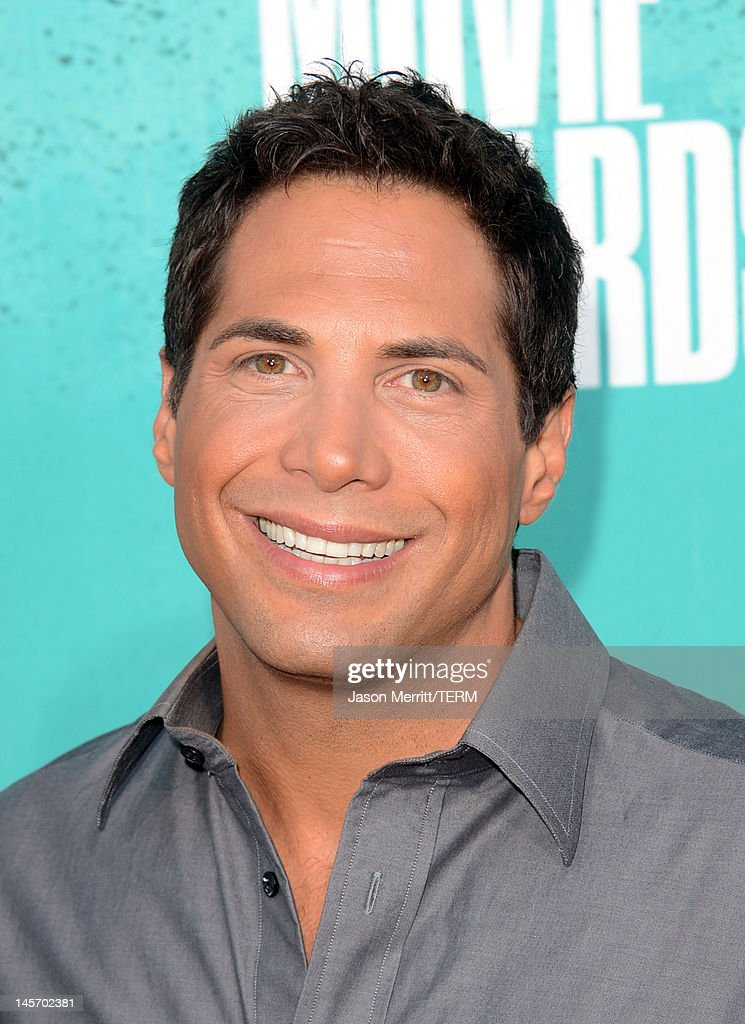 Joe Francis arrives at the 2012 MTV Movie Awards held at Gibson Amphitheatre on June 3, 2012 in Universal City, California.