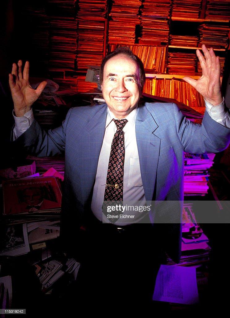 Joe Franklin in office - 1993