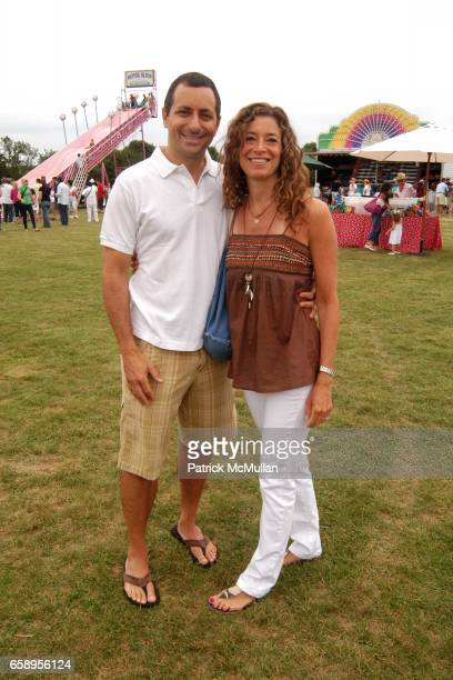 Joe Friedman and Cozy Friedman attend Einstein Medical College's 20th Annual WILD WILD WEST CARNIVAL presented by Marquis Jets at The Ross School on...