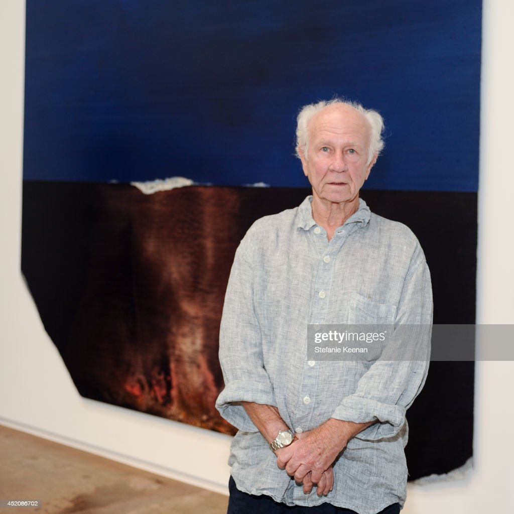 Joe Goode attends Joe Goode 'Flat Screen Nature' on July 12, 2014 in Los Angeles, California.