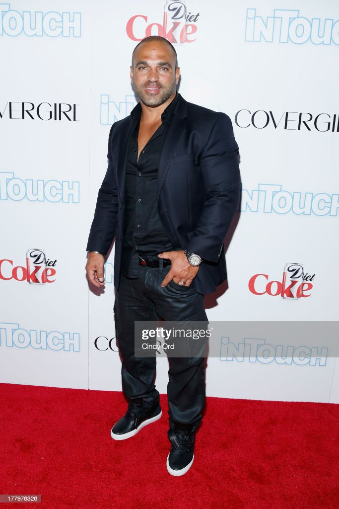 Joe Gorga arrives at Intouch Weekly's 'ICONS IDOLS Party' at FINALE Nightclub on August 25 2013 in New York City