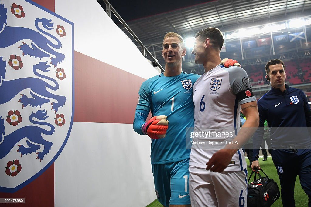 England v Scotland - FIFA 2018 World Cup Qualifier : News Photo