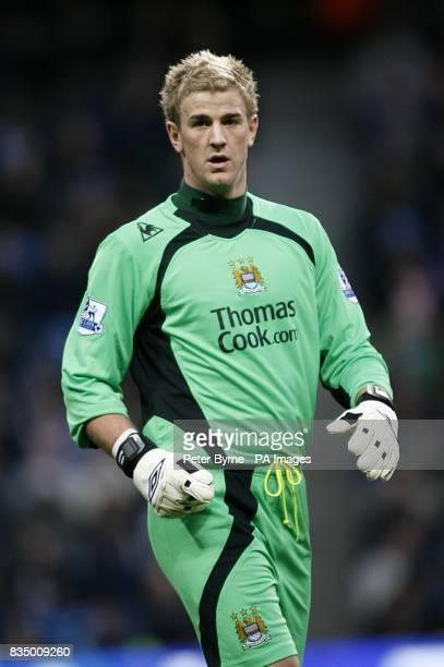 Joe Hart Manchester City goalkeeper