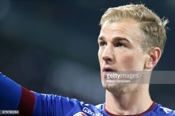 Joe Hart of Torino FC during the Serie A football match between Juventus Fc and Torino Fc