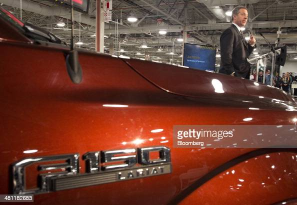 Joe ford stock photos and pictures getty images for Ford motor company lima ohio