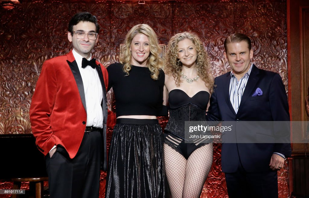 Feinstein's/54 Below Holiday Show Press Preview