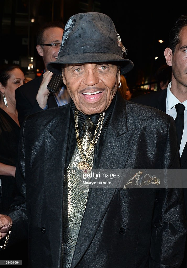 Joe Jackson attends the Premiere of 'Michael Kohlhaas' at The 66th Annual Cannes Film Festival on May 24, 2013 in Cannes, France.
