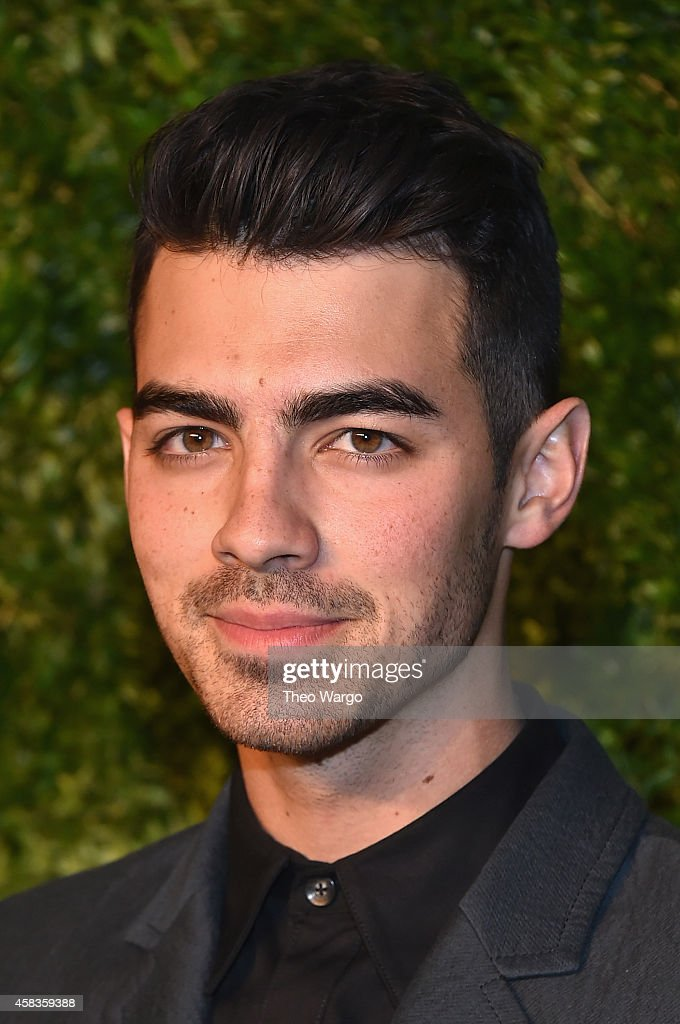 Joe Joans attends the 11th annual CFDA/Vogue Fashion Fund Awards at Spring Studios on November 3, 2014 in New York City.