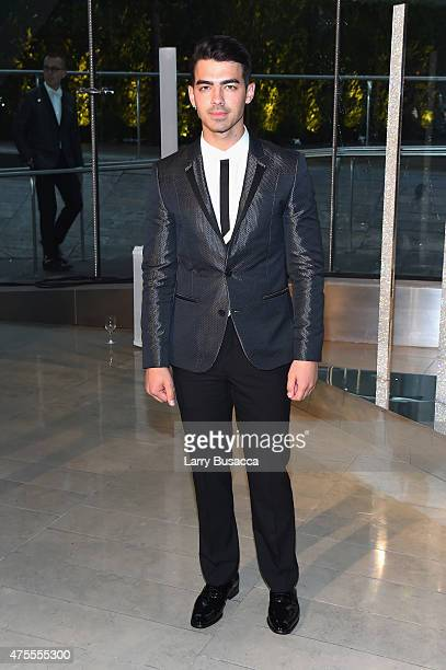Joe Jonas attends the 2015 CFDA Fashion Awards at Alice Tully Hall at Lincoln Center on June 1 2015 in New York City