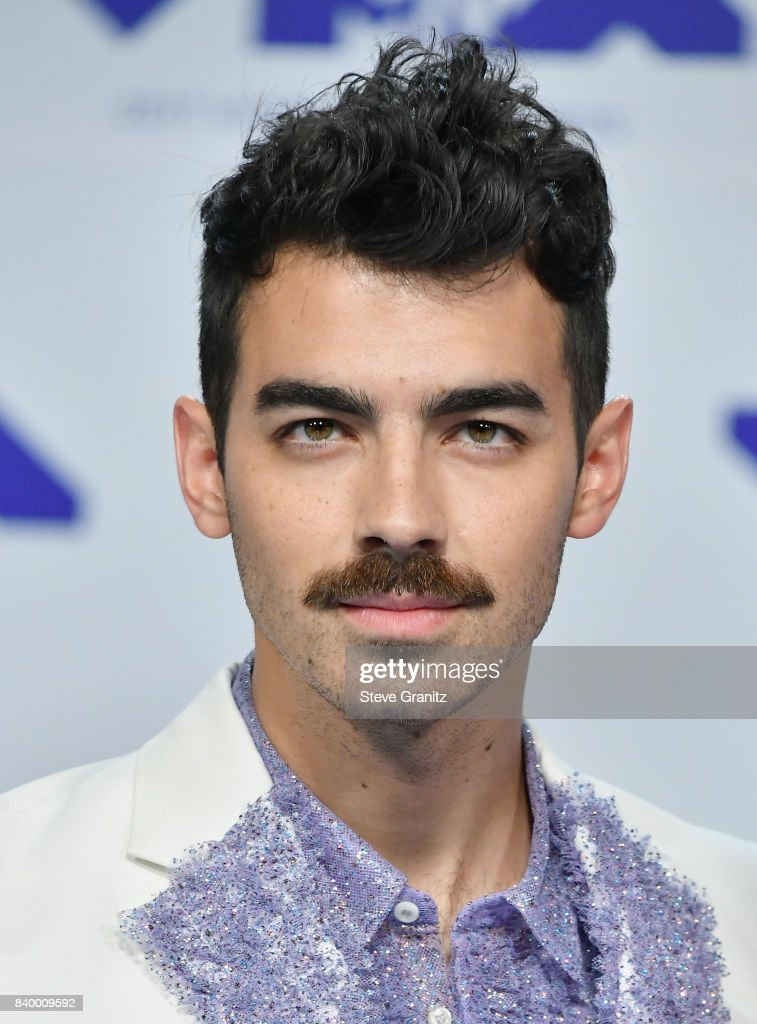Joe Jonas of DNCE attends the 2017 MTV Video Music Awards at The Forum on August 27, 2017 in Inglewood, California.