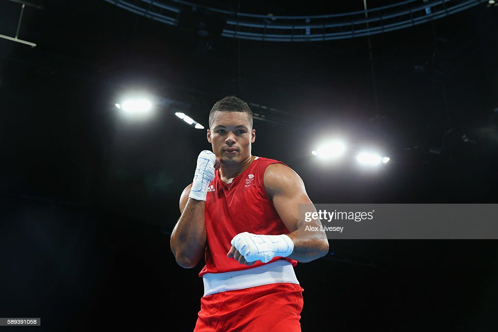 Boxing - Olympics: Day 8