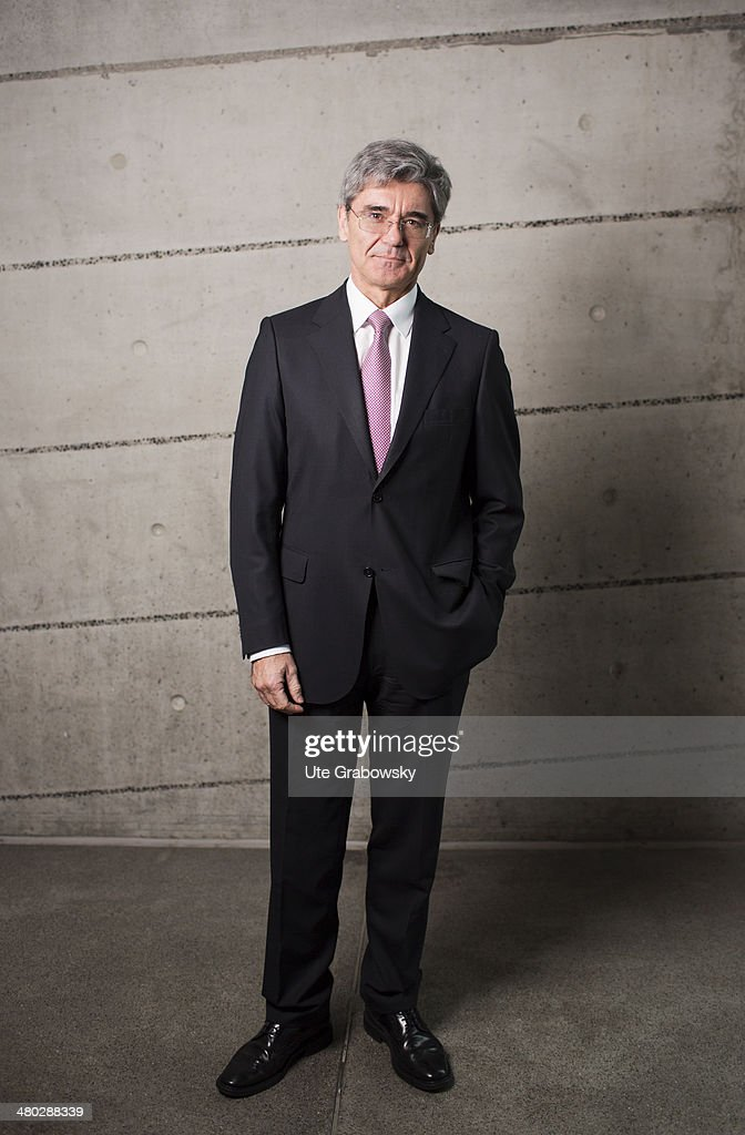 <a gi-track='captionPersonalityLinkClicked' href=/galleries/search?phrase=Joe+Kaeser&family=editorial&specificpeople=558326 ng-click='$event.stopPropagation()'>Joe Kaeser</a>, CEO, Siemens AG, is posing for a portrait, March 19, 2014 in Munich Germany.