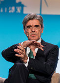 Joe Kaeser chief executive officer of Siemens AG speaks during the 2015 IHS CERAWeek conference in Houston Texas US on Wednesday April 22 2015...