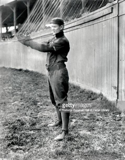 Joe Kelley poses for a portrait Joe Kelley played for the Boston Beaneaters in 1891 Pittsburgh Pirates in 1892 Baltimore Orioles from 18921898...
