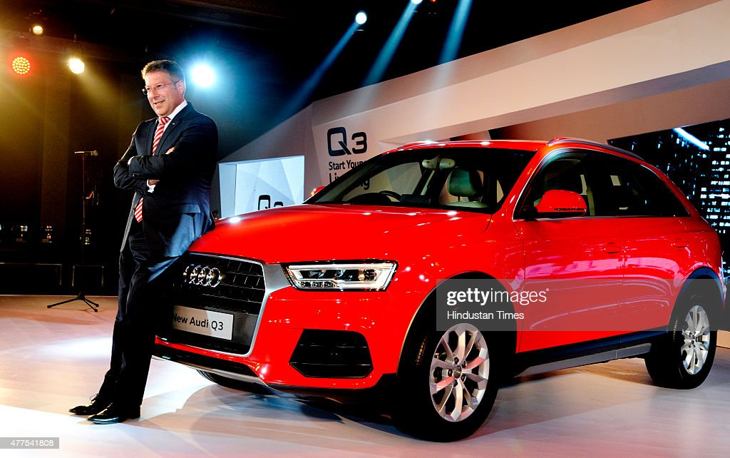 Audi Launches All New Version Of Suv Q3 Getty Images