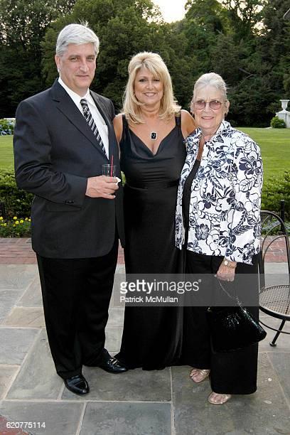Joe LaPaglia Lynne LaPaglia and Marilyn Morse attend Tony Sharon Shalinski Celebrate a Cocktail Reception in Honor of Their 25th Wedding Anniversary...