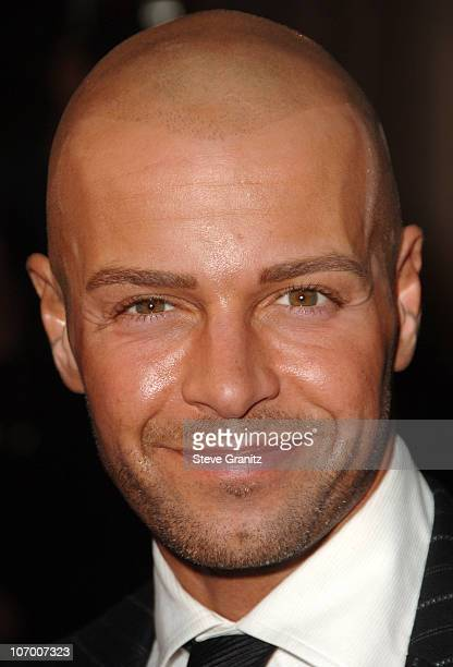 Joe Lawrence during Childrens Hospital Los Angeles 2nd Noche de Ninos Gala Honoring Johnny Depp Red Carpet at Beverly Hilton Hotel in Beverly Hills...