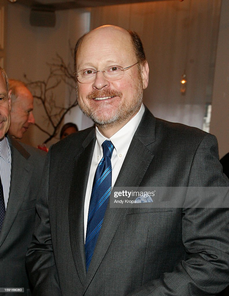 Joe Lhota attends Loews Regency Hotel's Inaugural Power Breakfast at Park Avenue Winter on January 9, 2013 in New York City.