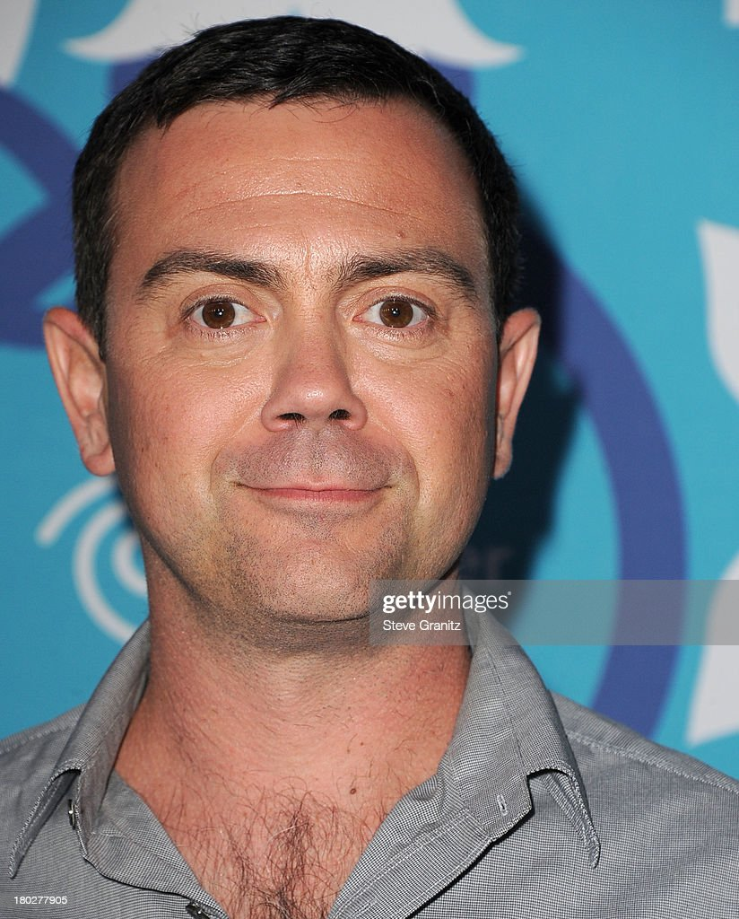 Joe Lo Truglio arrives at the 2013 Fox Fall Eco-Casino Party at The Bungalow on September 9, 2013 in Santa Monica, California.