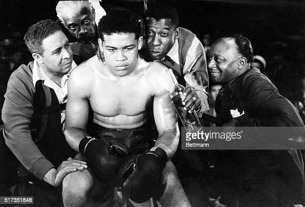 Joe Louis in the 1938 motion picture Spirit of Youth
