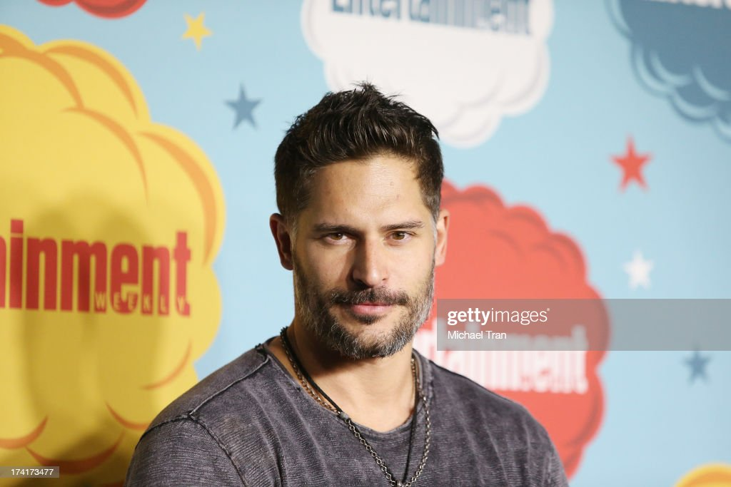 Joe Manganiello arrives at the Entertainment Weekly's Annual Comic-Con celebration held at Float at Hard Rock Hotel San Diego on July 20, 2013 in San Diego, California.