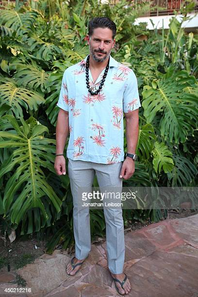Joe Manganiello attends the 2014 Maui Film Festival At Wailea Day 3 on June 6 2014 in Wailea Hawaii