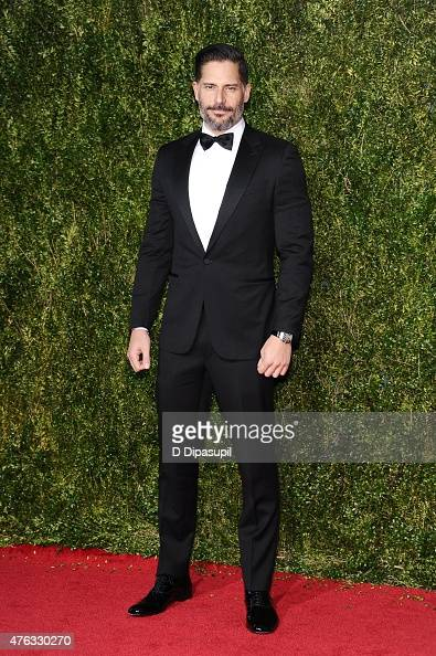 Joe Manganiello attends the American Theatre Wing's 69th Annual Tony Awards at Radio City Music Hall on June 7 2015 in New York City