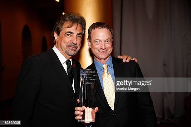 Joe Mantegna and Gary Sinise attends the 25th Annual Sons Of Italy Foundation National Education And Leadership Awards Gala at the National Building...
