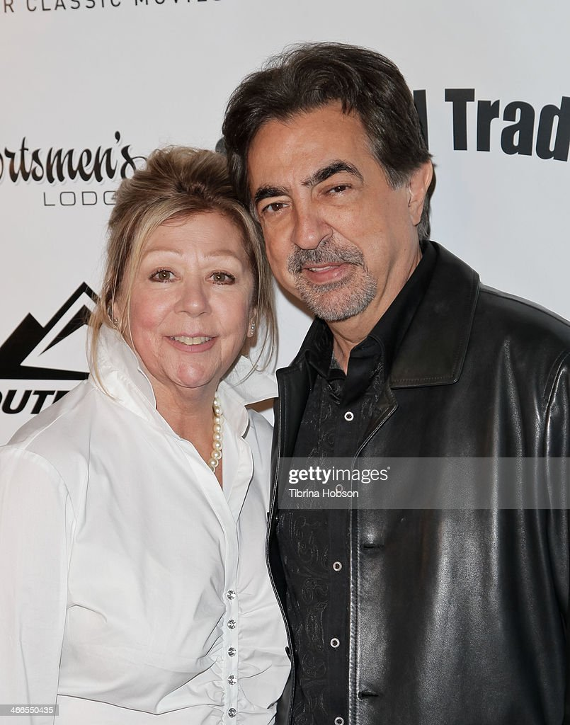 <a gi-track='captionPersonalityLinkClicked' href=/galleries/search?phrase=Joe+Mantegna&family=editorial&specificpeople=207165 ng-click='$event.stopPropagation()'>Joe Mantegna</a> (R) and Nancy Borgnine (L) attend the 2nd annual Borgnine movie star gala honoring actor <a gi-track='captionPersonalityLinkClicked' href=/galleries/search?phrase=Joe+Mantegna&family=editorial&specificpeople=207165 ng-click='$event.stopPropagation()'>Joe Mantegna</a> at Sportman's Lodge on February 1, 2014 in Studio City, California.