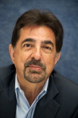 Joe Mantegna at the 'Criminal Minds' press conference at the Four Seasons Hotel on April 9 2010 in Beverly Hills California