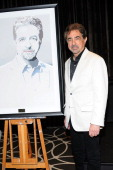 Joe Mantegna attends the The Hollywood Chamber of Commerce 93rd Annual Installation and Lifetime Achievement Awards luncheon honoring Joe Mantegna at...