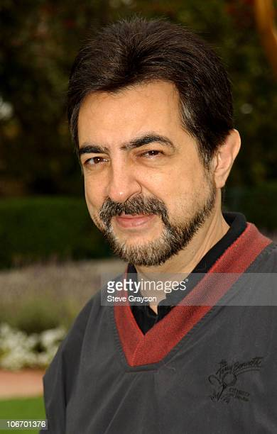 Joe Mantegna during 3rd Annual Academy of Television Arts Sciences Foundation Celebrity Golf Classic at Rivera Country Club in Los Angeles California...