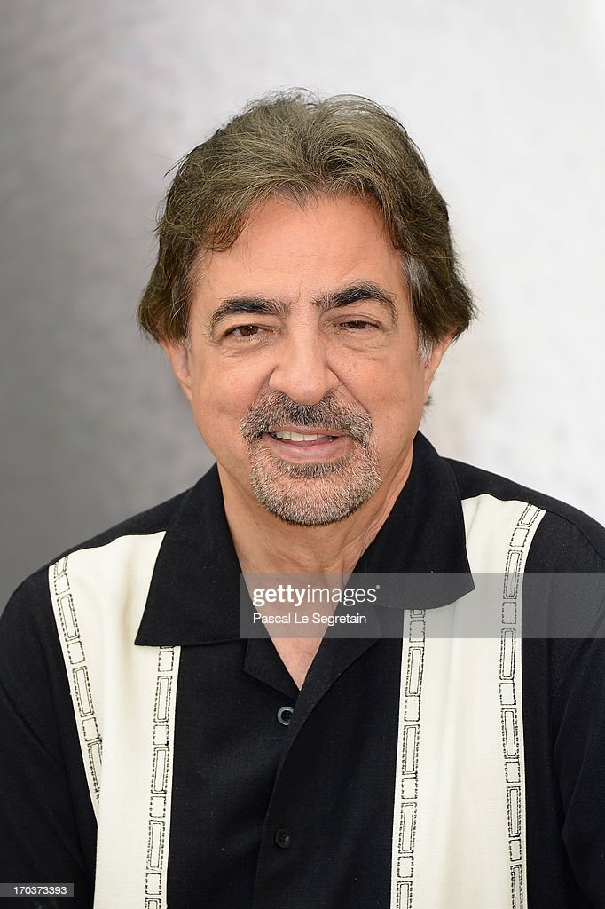 Joe Mantegna poses at a photocall during the 53rd Monte Carlo TV Festival on June 12, 2013 in Monte-Carlo, Monaco.
