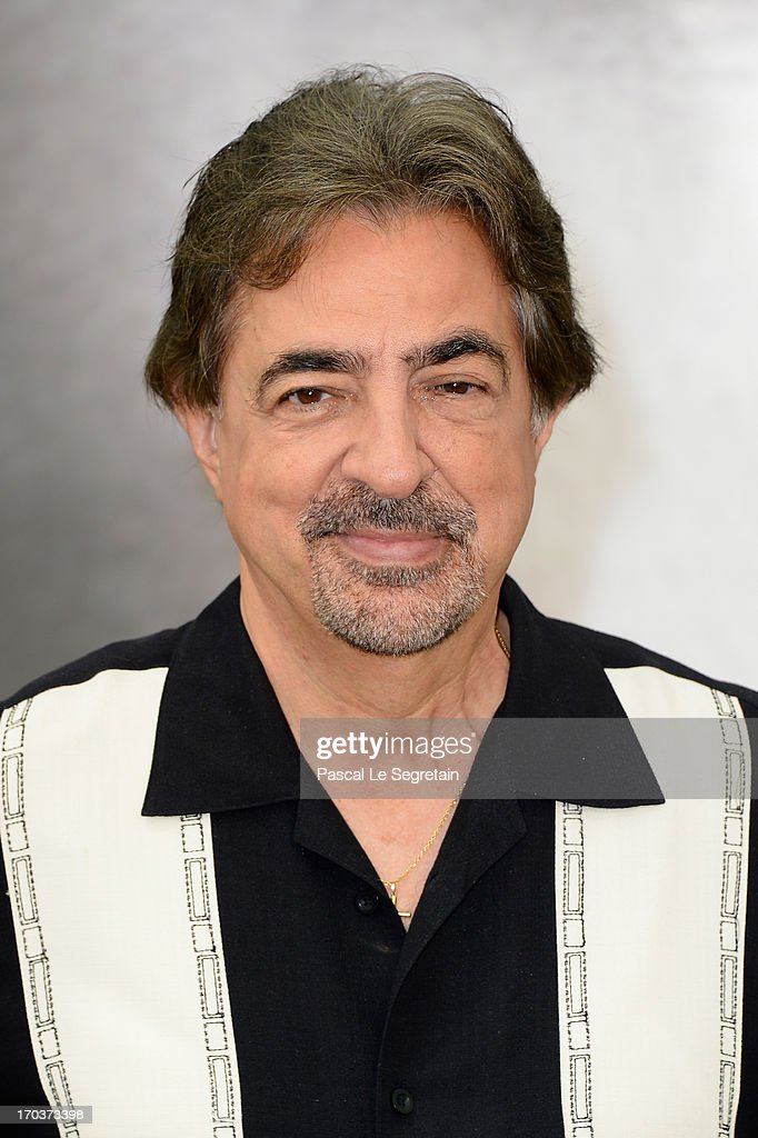<a gi-track='captionPersonalityLinkClicked' href=/galleries/search?phrase=Joe+Mantegna&family=editorial&specificpeople=207165 ng-click='$event.stopPropagation()'>Joe Mantegna</a> poses at a photocall during the 53rd Monte Carlo TV Festival on June 12, 2013 in Monte-Carlo, Monaco.