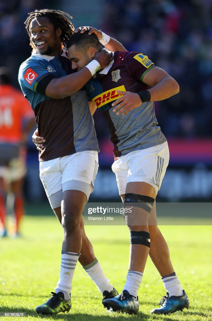 Harlequins v Newcastle Falcons - Aviva Premiership