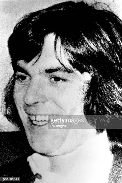 Joe McDonnell an IRA hunger striker in the Maze Prison Belfast