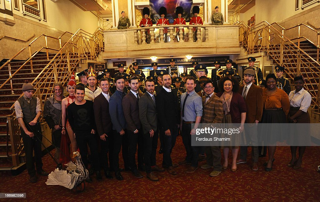 <a gi-track='captionPersonalityLinkClicked' href=/galleries/search?phrase=Joe+McElderry&family=editorial&specificpeople=6358689 ng-click='$event.stopPropagation()'>Joe McElderry</a> attends a photocall ahead of 'West End Heroes' a gala concert to raise money for Help For Heroes at Dominion Theatre on April 19, 2013 in London, England.