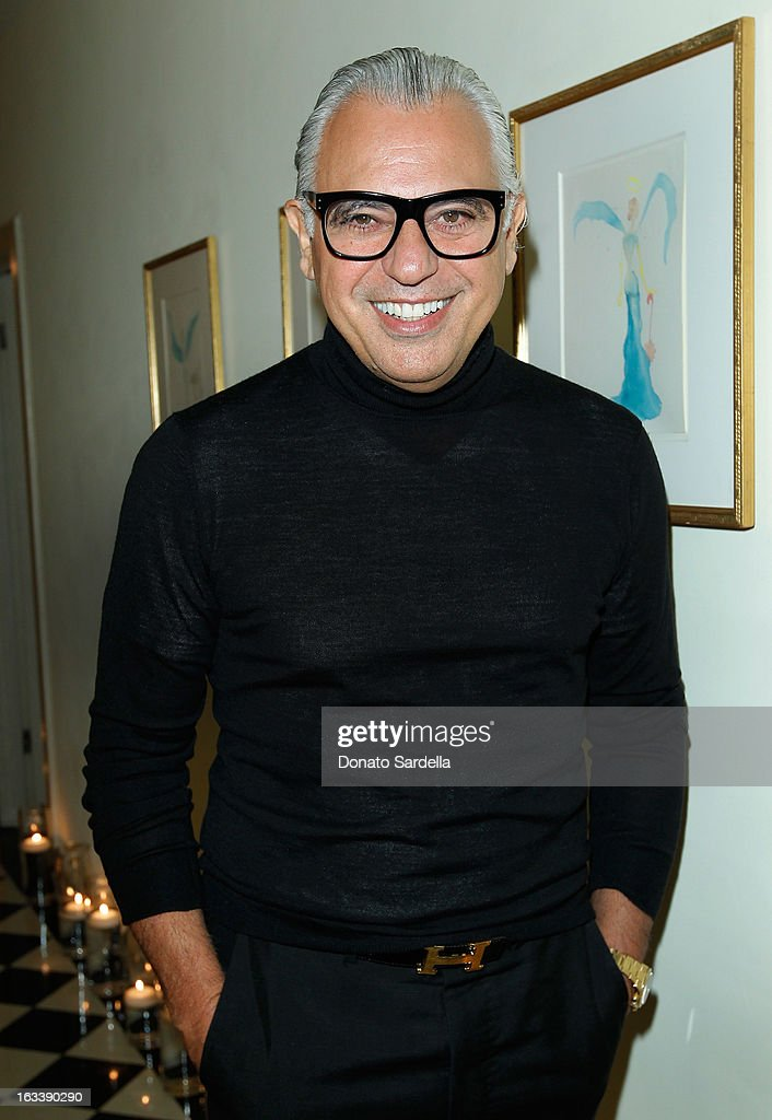 Joe Mimran attends Joe Fresh private dinner hosted by Joe Mimran and Kate Mara at The Chateau Marmont on March 8, 2013 in Los Angeles, California.