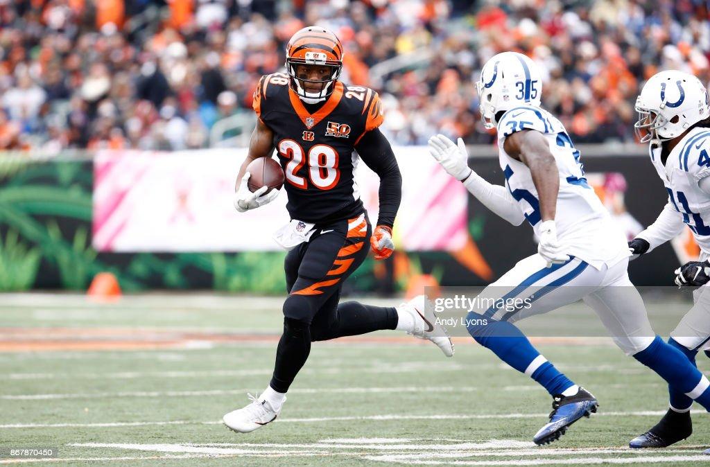 Indianapolis Colts vCincinnati Bengals